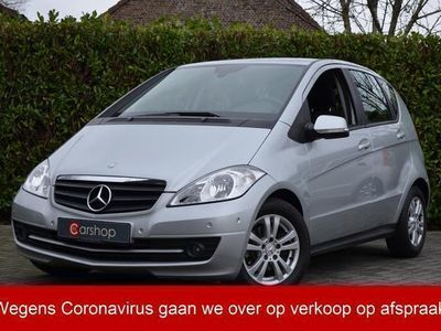 tweedehands Mercedes A160 A-KlasseEdition Automaat   Airco   Stoelverwarming   Navigatie   Cruise control   Met Bovag garantie!