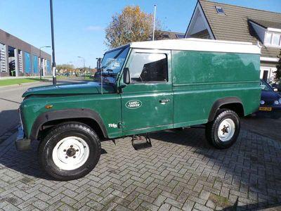 "tweedehands Land Rover Defender 2.5 Td5 110"" Hard Top"