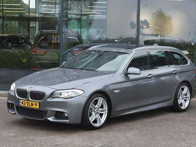 tweedehands BMW 528 5-SERIE Touring i High Executive M-Pakket Automaat, Leder, Xenon, PDC
