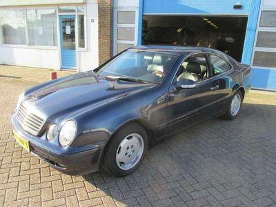 tweedehands Mercedes CLK200 Coupé K. Sport