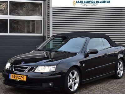tweedehands Saab 9-3 Cabriolet 1.8t I Leder I Xenon I YOUNGTIMER