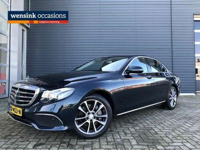 tweedehands Mercedes E350 ELease Edition | Distronic | Luchtvering | Burmes