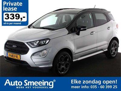 tweedehands Ford Ecosport 1.0 EcoBoost ST-Line | Navigatie | Zondag open!