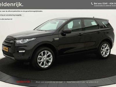 tweedehands Land Rover Discovery Sport 2.0 TD4 HSE 7-persoons | Xenon | Volleder | Navigatie | Trek