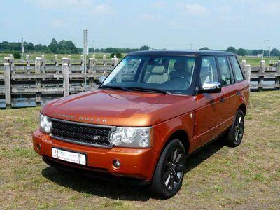 tweedehands Land Rover Range Rover 4.2 V8 Supercharged Unieke Special color! Liefhebb