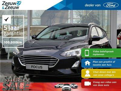 tweedehands Ford Focus 1.0 EcoBoost Hybrid Trend Edition Business