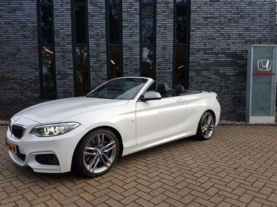 tweedehands BMW 220 2-Serie i 184pk Aut High Executive M-Sport Rijklaarprijs