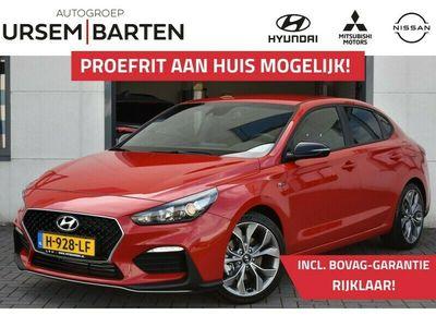 tweedehands Hyundai i30 Fastback 1.4 T-GDI N Line VAN € 30.995 ,- VOOR € 24.490,- RIJKLAAR! -