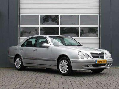 tweedehands Mercedes E220 CDI Elegance 143pk Automaat Airco/Cruise/Elek.Rame