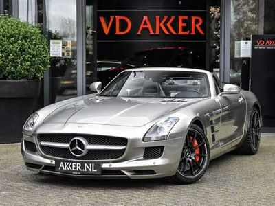 tweedehands Mercedes SLS AMG ROADSTER AIRSCARF+RIDE CONTROL+CAMERA