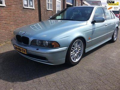 tweedehands BMW 535 5-SERIE i Executive YOUNGTIMER Bj 2001 inruil mogelijk