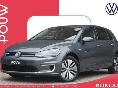 tweedehands VW e-Golf Elektromotor 136pk + INCL. BTW € 29.645,- + 4% Bijtelling!