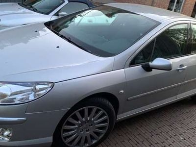 tweedehands Peugeot 407 2.7 V6 HDiF XS Pack