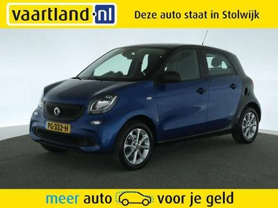 tweedehands Smart ForFour 1.0 Passion [Climate control Cruise PDC voor en ac