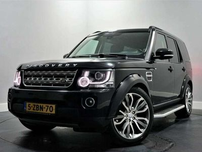 tweedehands Land Rover Discovery 3.0 SDV6 HSE 7-Persoons | Leder | Navi | Pano | Xe