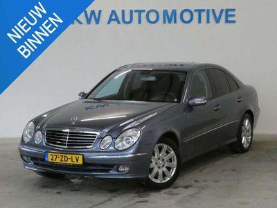tweedehands Mercedes E320 CDI Classic AUT/ MEMORY/ SCHUIFDAK/ NAVI/ CRUISE/