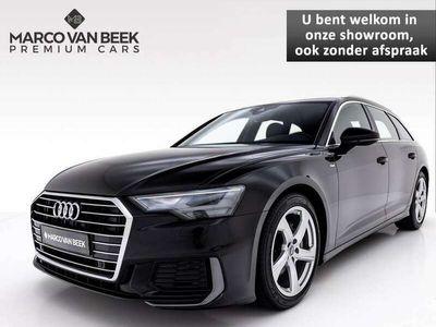 tweedehands Audi A6 Avant 40 TDI Sport Launch edition S-line Nw. Prijs € 71.660 Memory MMI+ Keyless Geïnteresseerd?