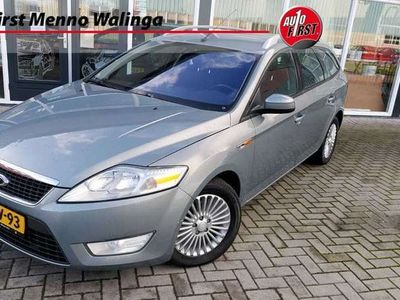 tweedehands Ford Mondeo Wagon 1.8 TDCi Trend