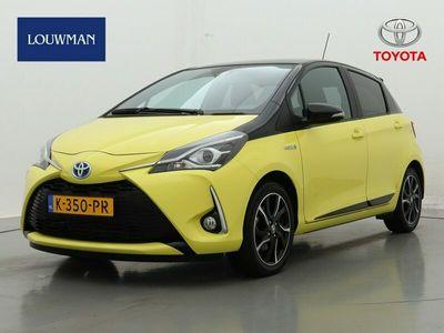 tweedehands Toyota Yaris 1.5 Hybrid Bi-Tone Limited