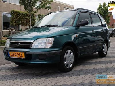 tweedehands Daihatsu Move Gran1.6i-16V CX / WEINIG KMS / NAP / NWE APK