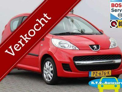 tweedehands Peugeot 107 1.0-12V XR AIRCO NETTE AUTO !!