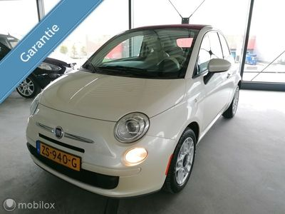 tweedehands Fiat 500C 1.4 Lounge, Cruise Control, Airco