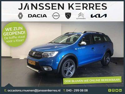 tweedehands Dacia Logan MCV 1.5 dCi Stepway Navigatie | Parkeersensoren | Cruise control | Airco | Achteruitrijcamera