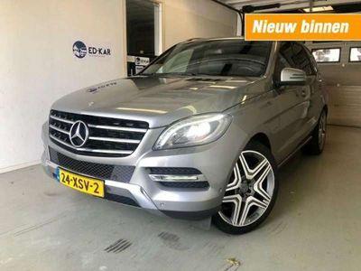 tweedehands Mercedes 350 M BLUETEC BOM VOL ORG NL NAP