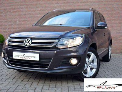 tweedehands VW Tiguan 1.4 TSI 150pk Sport&Style Lounge * Navi Discovery