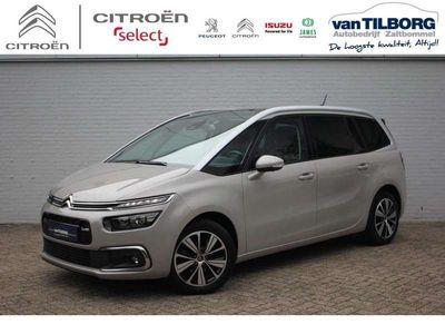 tweedehands Citroën C4 SpaceTourer Gr, Shine 130EAT8 NAV | Xenon | Elek. A klep | PKH V+A+Camera | Dodehoedet