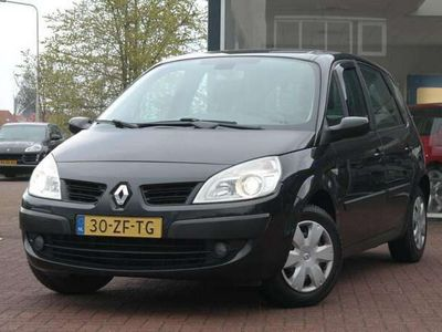 tweedehands Renault Scénic 1.6-16V Business Line - Hoge instap - Airco - Vol opties - Elek. pakket - Inruil mogelijk