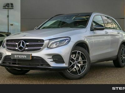 tweedehands Mercedes 220 GLC GLCAutomaat 4MATIC Sport Edition | Nightpakket | Comand Online | Panoramadak | Parktronic | Stoelverwarming