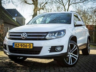 tweedehands VW Tiguan 2.0 TDI Sport&Style 4Motion Camera RNS510 Xenon