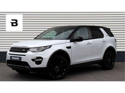tweedehands Land Rover Discovery Sport 2.0 Si4 4WD HSE Luxury Black Design Pack, Cold Cli