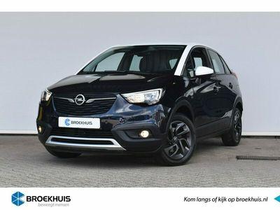 tweedehands Opel Crossland X 1.2 Turbo 120 Jaar Edition | Dode hoek waarschuwing | Navigatie | Climate control |
