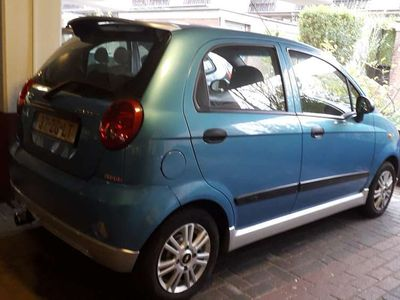 tweedehands Chevrolet Matiz 0.8 spirit Airco