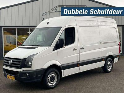 tweedehands VW Crafter 2.0 TDI 80KW 109PK L2H2 AIRCO/ CRUISE CONTROL/ DUB