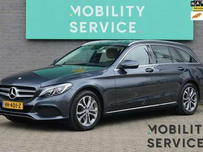 tweedehands Mercedes C350 Estate e Lease Edition - €22.656,- in BTW Clima Na