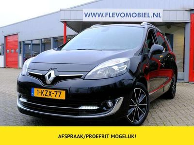tweedehands Renault Grand Scénic 1.5 dCi Bose 7pers. Navi|Clima|A-cam|Lane-warn.|PDC