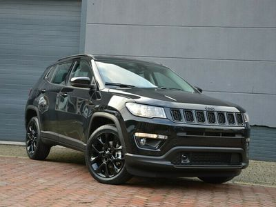 "tweedehands Jeep Compass 1.3T 150 Aut. Night E Navi Clima Apple Carplay 19"""