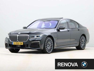 tweedehands BMW 745L 745 e High Executive M-sportpakket | 4-zone C