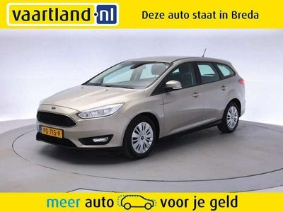 tweedehands Ford Focus WAGON 1.0 EcoBoost 125pk Edition [ navi climate cr