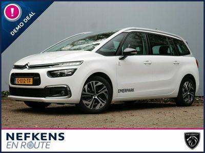 tweedehands Citroën C4 SpaceTourer GrandOrigins 1.2 PureTech 130pk | Trekhaak | Navi DAB+