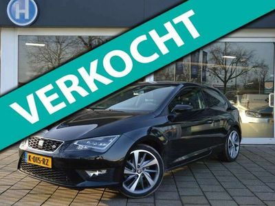 tweedehands Seat Leon SC 1.8 TSI FR Business Automaat Climate/Cruise con