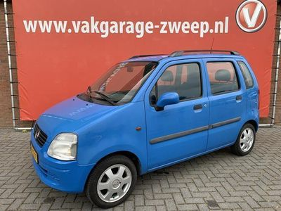 tweedehands Opel Agila 1.2-16V Color Edition | Trekhaak