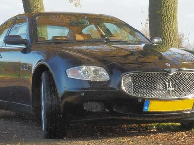 tweedehands Maserati Quattroporte V8; duoshift