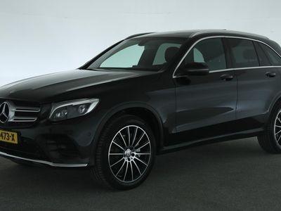 tweedehands Mercedes E250 GLC-KLASSE d 4MATIC AMG Aut.