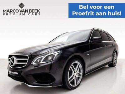 tweedehands Mercedes 350 E-KLASSE EstateBlueTEC 4MATIC AMG Prestige Nw. Prijs € 98.967 Pano Memory LED