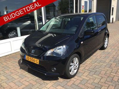 tweedehands Seat Mii 1.0 Sport Connect /BUDGET DEAL/AIRCO/ SOUND/CRUISE CONTROL/