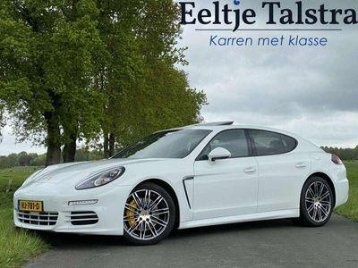 tweedehands Porsche Panamera 3.0 S E-Hybrid, 1e eigenaar, dealer oh. Top!